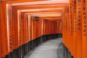 Templo Fushimi Inari, Kyoto