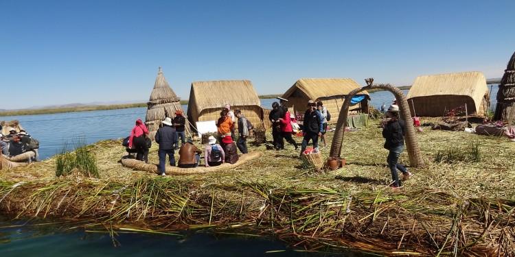 Isla Uros - Peru
