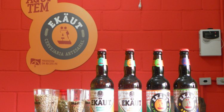 Ekaut - Recife beer tour